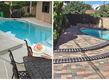 Pool Patio Deck Paver Considerations