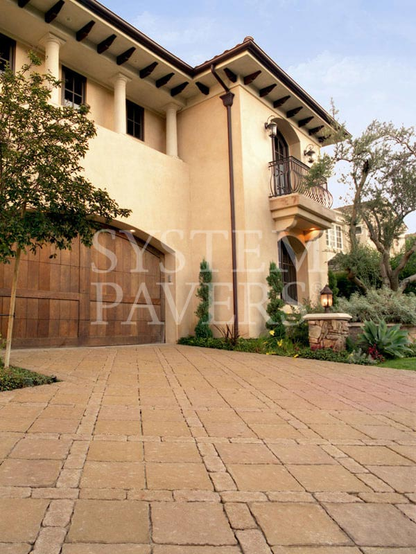 Driveway Pavers Design Amp Installation Services System