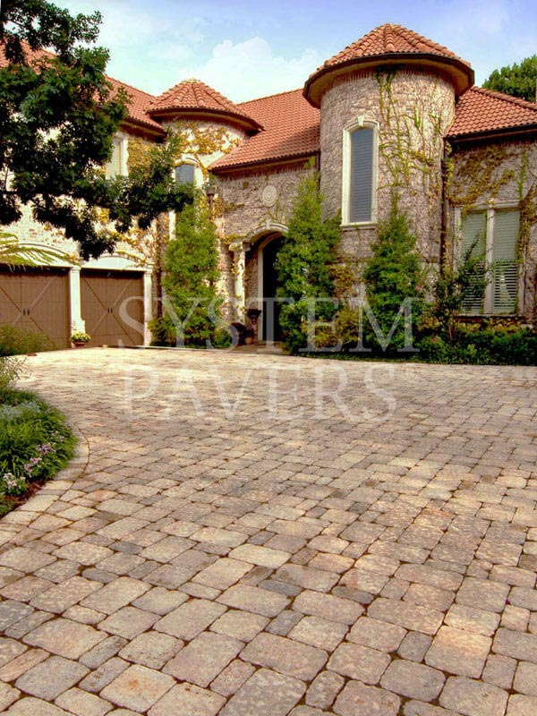 Driveway Pavers Design Amp Installation Services System Pavers