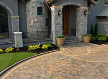 Castle Design Driveway Paver
