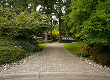 Driveway Pavers Curb Appeal