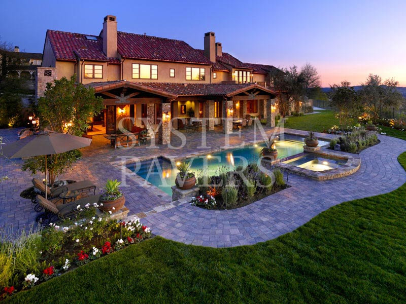Patio Pavers: Design & Installation Services | System Pavers on Pool Patios Ideas id=58461