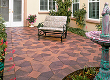 patio pavers unique design ideas - Patio Paver Design Ideas