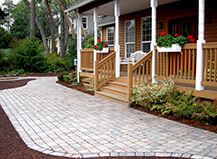 Traditional Patio Deck Pavers