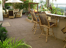 Traditional Patio Paving Stones