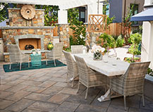 Patio Paver Design