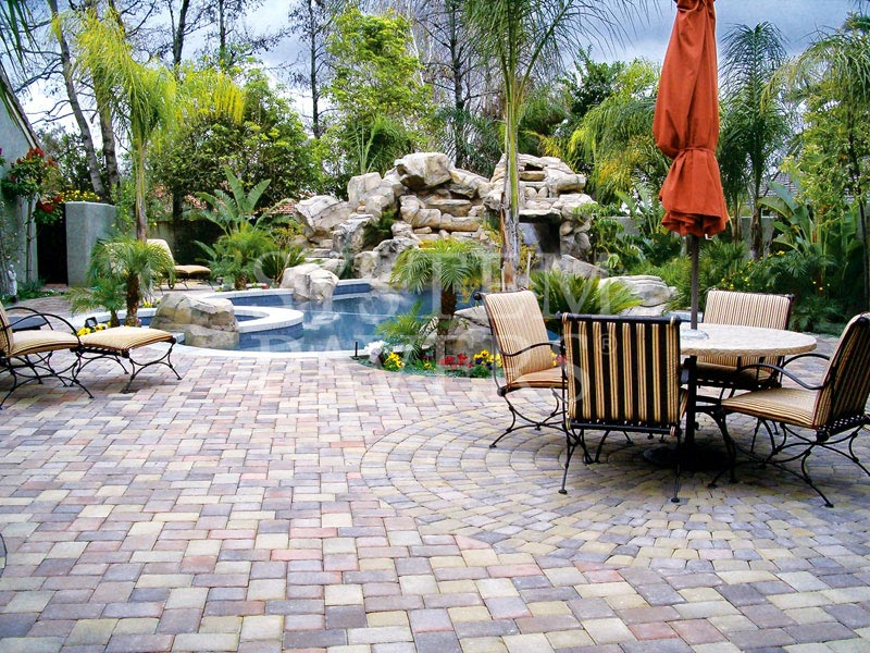 Merveilleux ... Pool Deck Patio Pavers Clark Upland ...