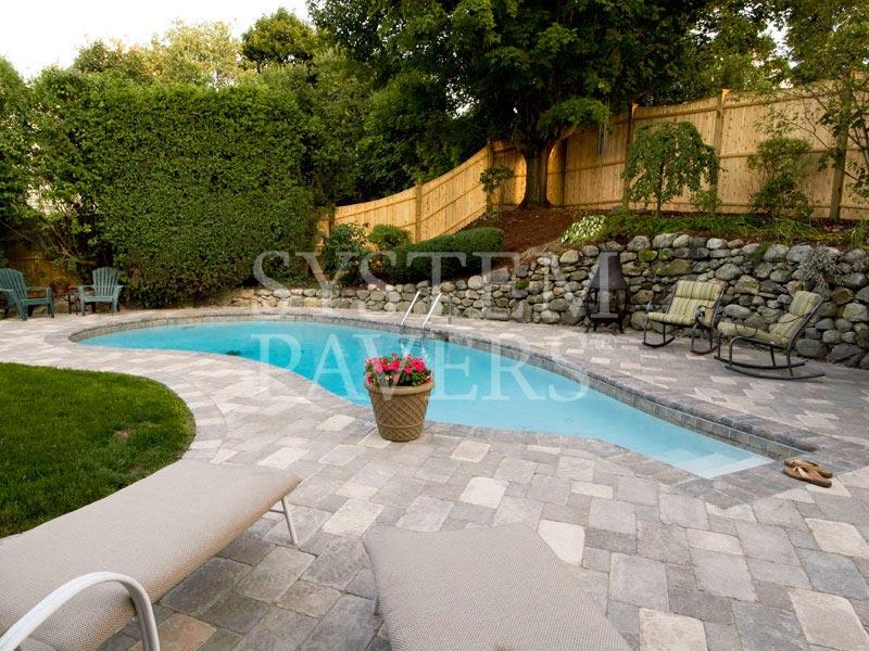 Swimming Pool Pavers : Pool pavers swimming deck