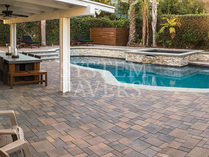 Pool Pavers Remodeling Installation Services System Pavers