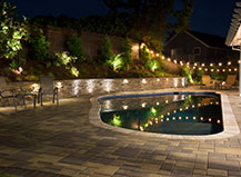 Pool Deck Pavers Design