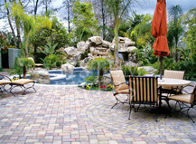 Pool Deck Patio Pavers Clark Upland