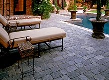 Paving Stone Design Cooley Pool