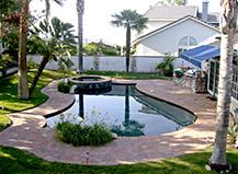 Custom Designed Pool Pavers