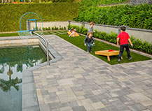 Pool Deck Pavers Design And Transformation