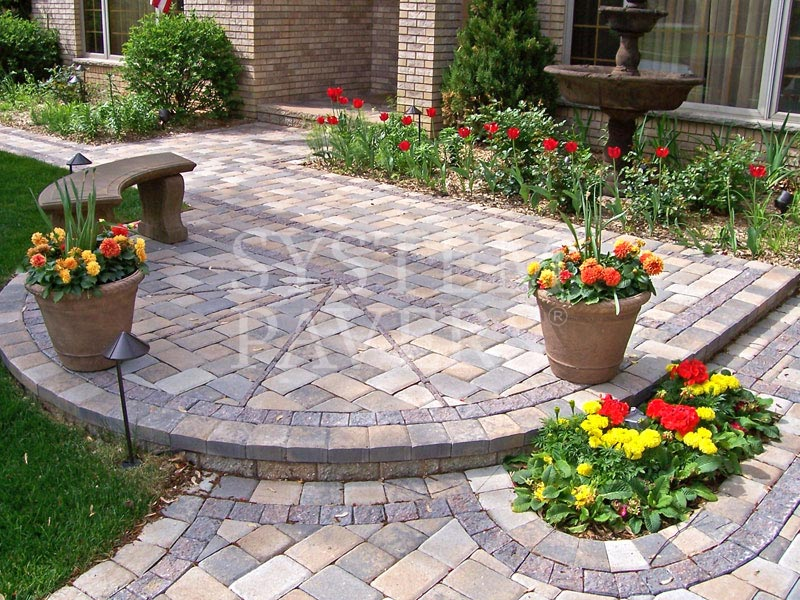 Walkway Pavers: Design & Installation Services
