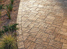 Paver Design Using Various Sized Pavers
