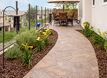 Natural Stone Graden Walkway Pavers
