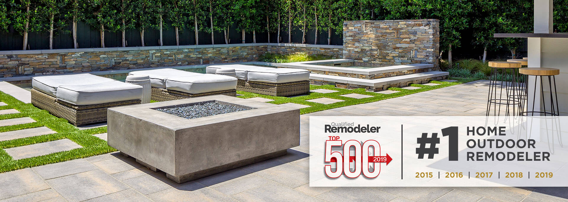 Outdoor Design Award and Recognition