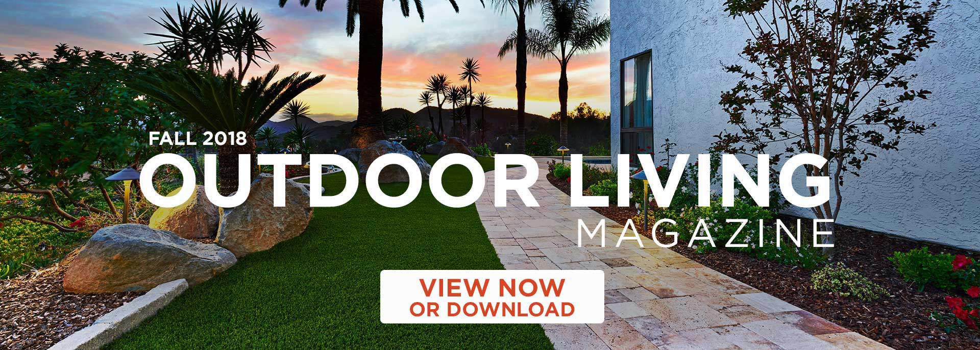 hardscape outdoor living space designs from system pavers
