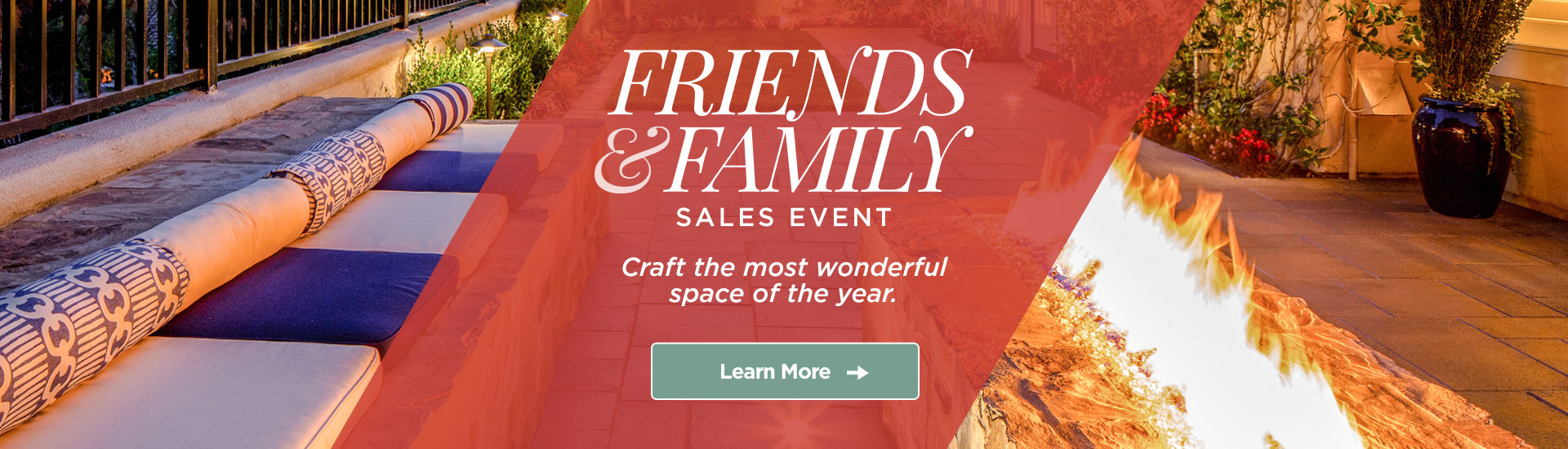Friends & Family Sales Event