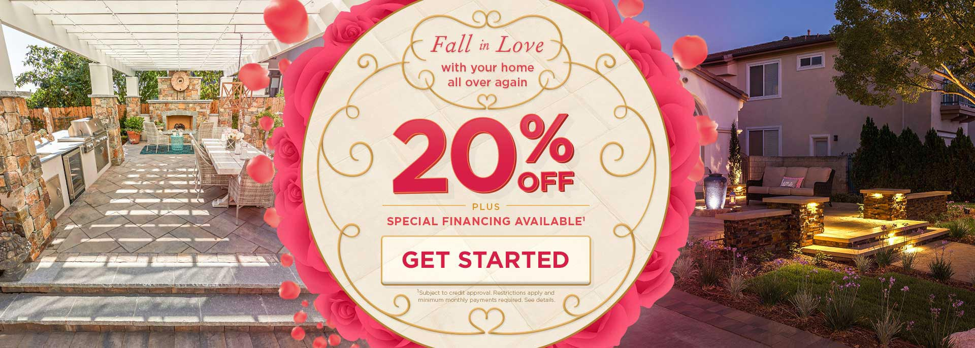 Fall in love with your home again!