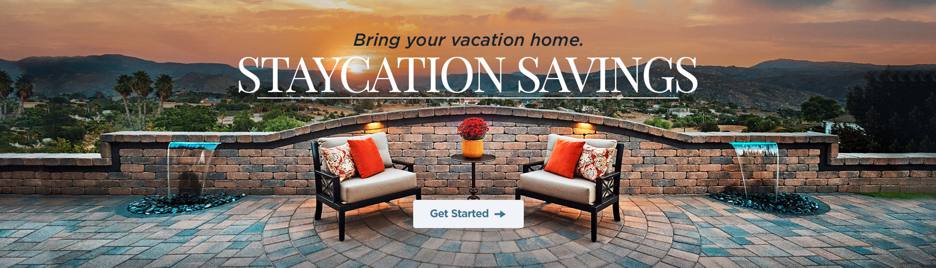 Staycation Savings