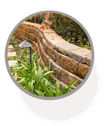 Walls & Pillar Caps ideas from System Pavers