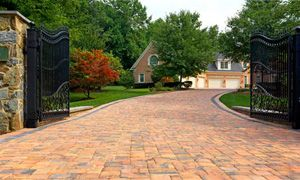 Driveway Pavers from System Pavers