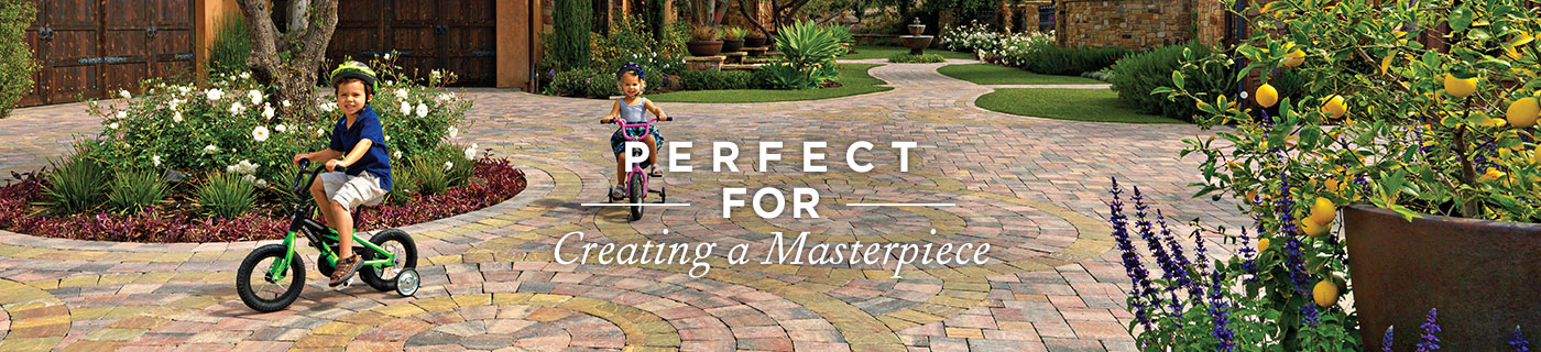 Beautiful and durable pavers from System Pavers
