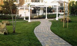 Walkway Pavers from System Pavers
