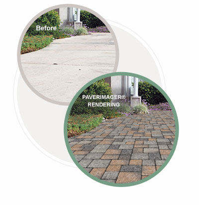 Paverimager Software Paver Installation Rendering Software
