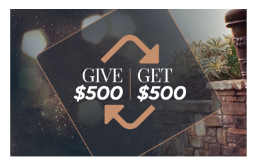 System Pavers referral program offers 500 dollars cash