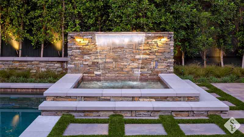 Find out how fire and water features can create mood, reduce stress and add to the ambiance of your outdoor space.