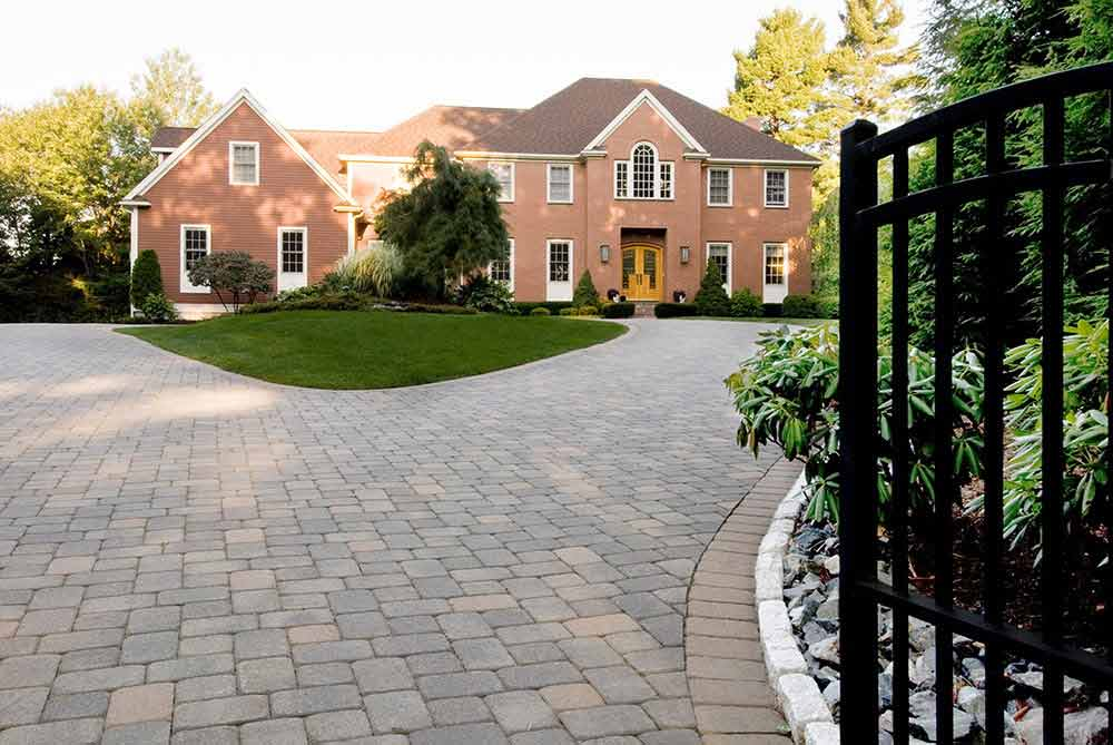 Learn why stone pavers are such a great option for driveway and walkways.