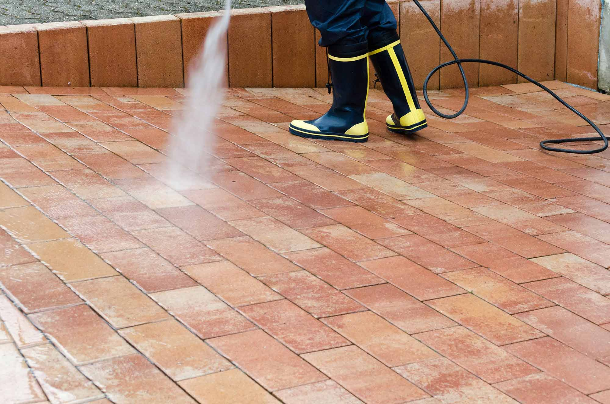 Pavers are a fantastic way to enhance the look of and add value to practically any outdoor space. A simple clean now and again will guarantee a lifetime of paver beauty!