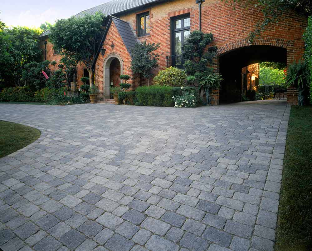 Aesthetic Paver Stone ... But The Best One Is Clear: Interlocking Stone Pavers. No Other Material  Gives You The Same Aesthetic Variety And Incredible Durability.