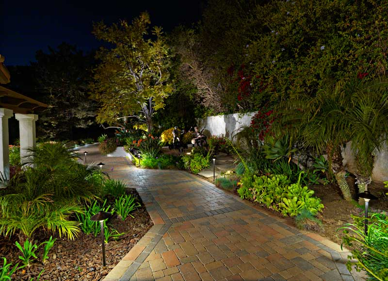 Creating A Beautiful Outdoor Lighting Design