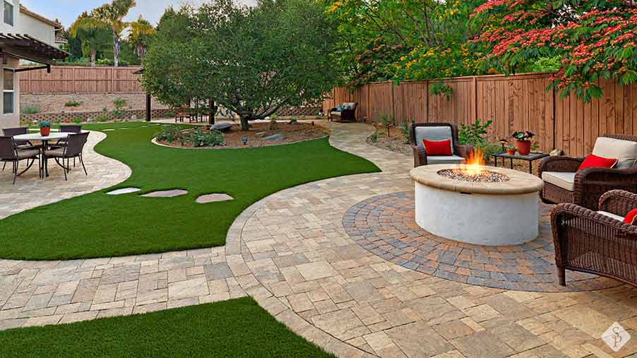 Here are three reasons to opt for a paver patio in your new outdoor makeover.