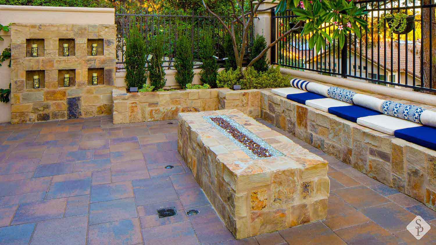 Having a functional outdoor space with a paver patio to spend time in is the best way to encourage outdoor leisure and activities.