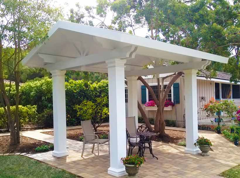 Create shade in your backyard to beat the summer heat with these ideas.