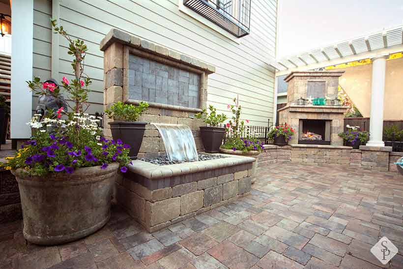 With a few outdoor living products, your backyard can become the one-stop-shop for entertainment and relaxation.