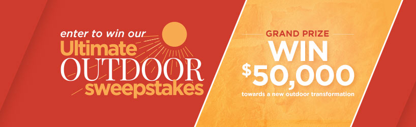 The Ultimate Outdoor Sweepstakes